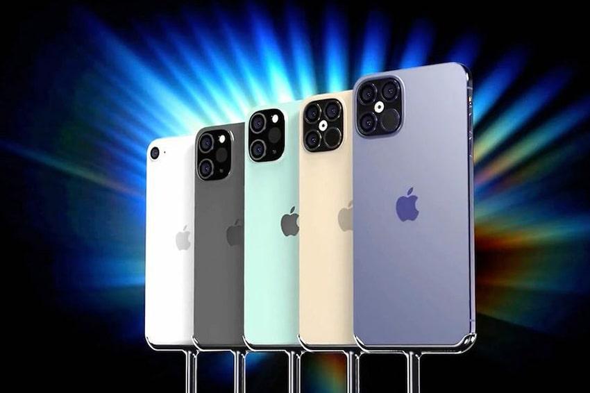iPhone 12 cũng sẽ có 4 màu như Flagship iPhone 11