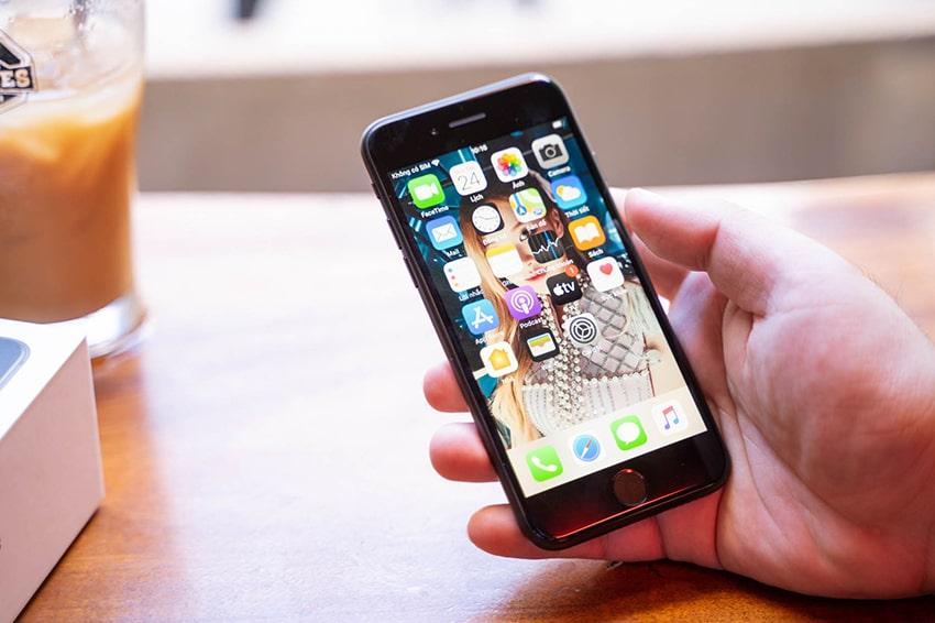 iPhone SE 2020 64GB Chính Hãng (VN/A) iphone se 2020 chinh hang viendidong