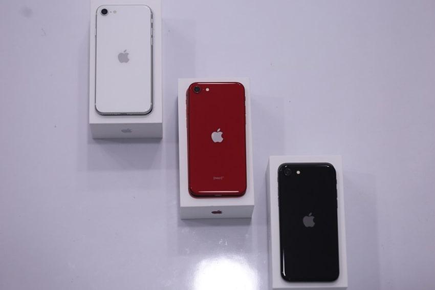 iPhone SE 2020 64GB Chính Hãng (VN/A) iphone se 2020 pin viendidong
