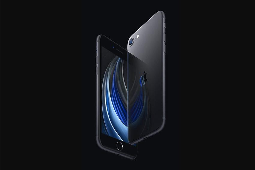 iPhone SE 2020 128GB Chính hãng (VN/A) iphone se 2020 thiet ke viendidong 1