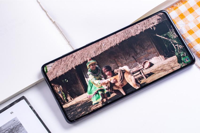 Màn hình Galaxy Note 10 Lite