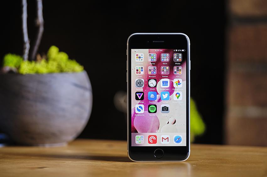 iPhone SE 2020 256GB Chính hãng (VN/A) man hinh se 2020 viendidong