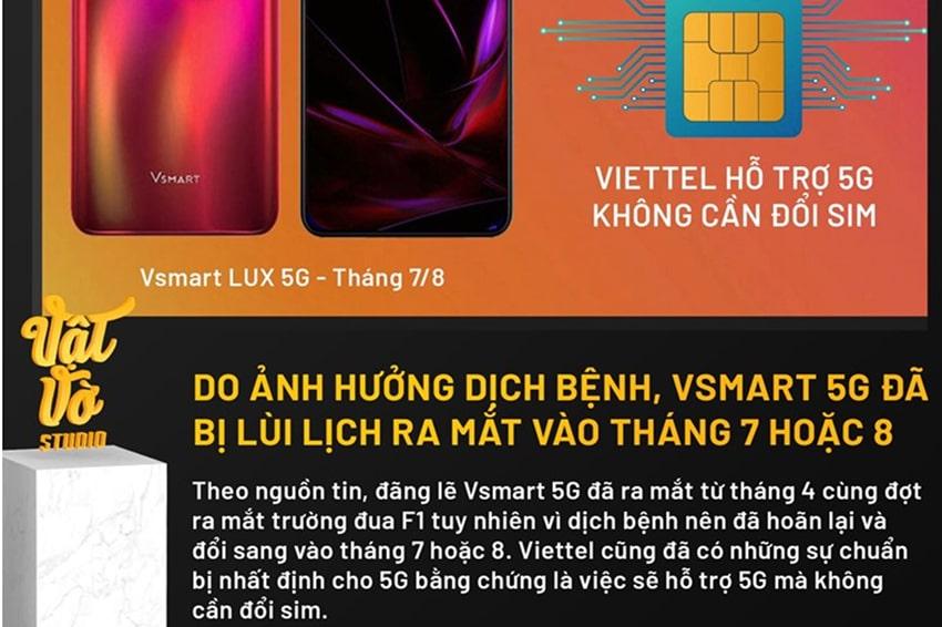 Vsmart 5G sắp ra mắt cùng sự hỗ trợ nhiệt tình từ Viettel nguon vsmart hop tac cung viettel viendidong