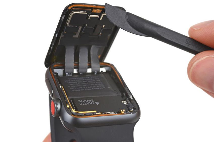 Thay màn hình Apple Watch nguyen nhan thay man hinh apple watch viendidong