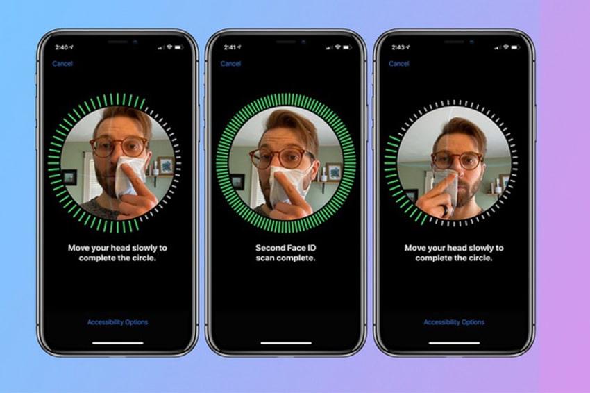 Face ID an toàn hơn và dễ tuỳ biến hơn cảm biến vân tay