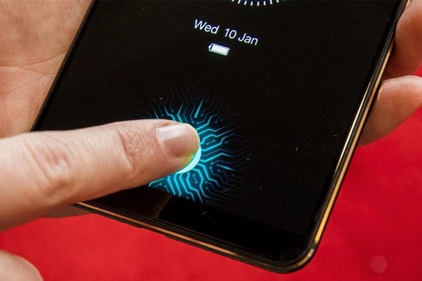 Công nghệ mở khoá vân tay bằng sóng siêu âm