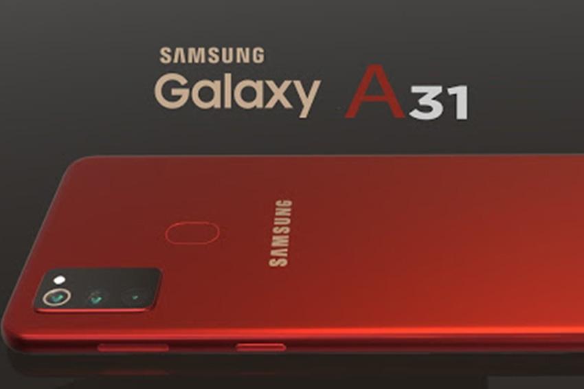 Samsung Galaxy A31 (6GB|128GB) Chính Hãng pin galaxy a31 viendidong