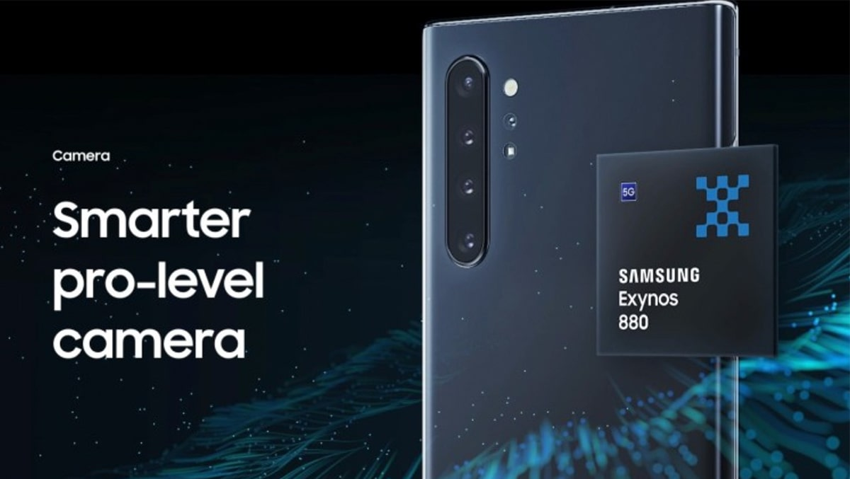 Samsung ra mắt chip mới tích hợp 5G cho smartphone tầm trung