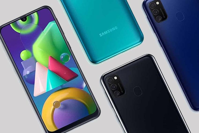 Samsung Galaxy M21 (4GB|64GB) Chính Hãng thiet ke Samsung galaxy m21 viendidong