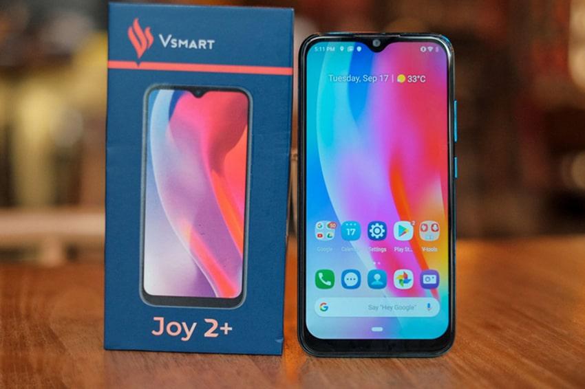 Vsmart Joy 2 Plus (2GB|32GB) Chính Hãng thiet ke Vsmart joy 2 plus viendidong