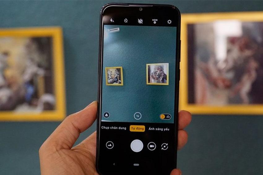 Vsmart Joy 3 hỗ trợ đa dạng tính năng chụp ảnh