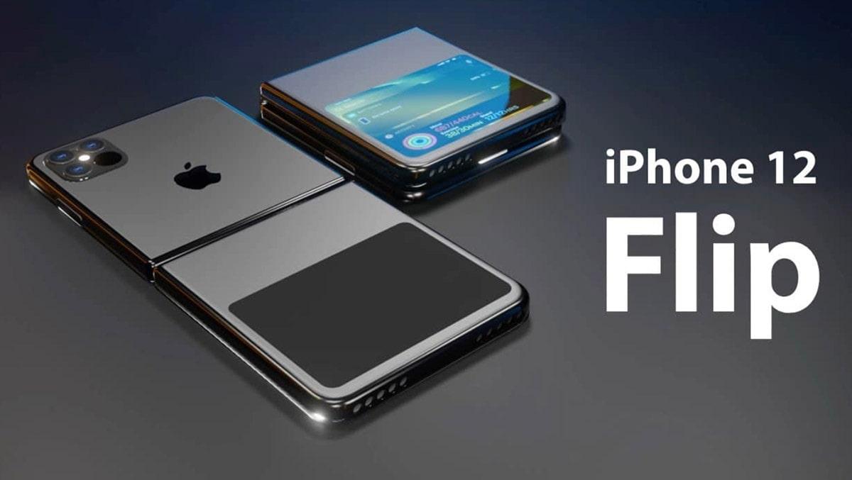 Ý tưởng thổi bùng xu hướng gập với mẫu iPhone 12 Flip chắc chắn làm iFan chết ngất