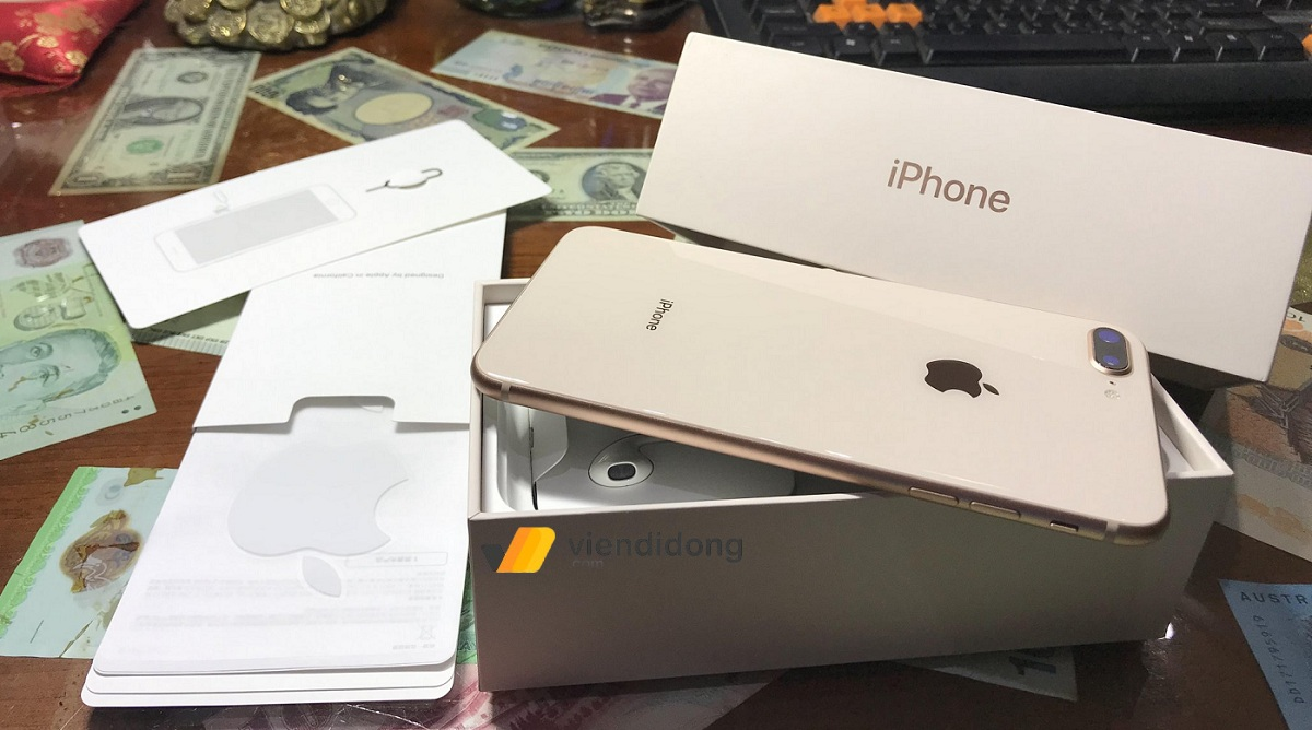 iPhone 7 Plus cũ và iPhone 8 Plus cũ chính hãng trả góp 0%