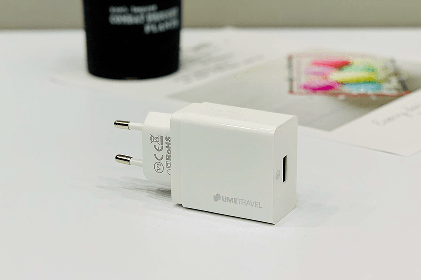 Adapter sạc USB 18W Umetravel A3