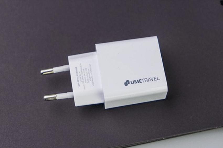 Adapter sạc USB 2.1A Umetravel A1