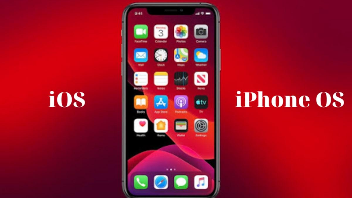 "Apple ""cân nhắc"" đổi tên iPhone và iOS"