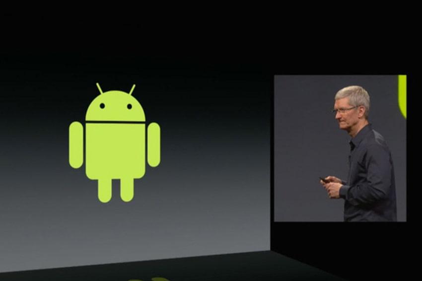 """Apple sẽ """"đánh"""" Android bằng chính chiến lược truyền thống của các nhà sản xuất Android"""