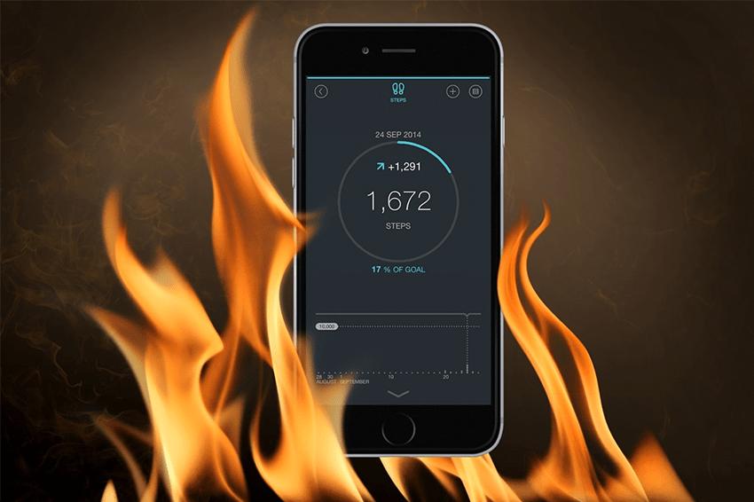 giảm nhiệt nhanh cho iPhone bị nóng