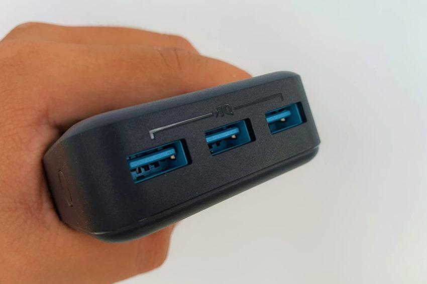 Pin sạc dự phòng Anker PowerCore Elite 20000mAh cong sac pin sac du phong anker powercore 20000mAh viendidong