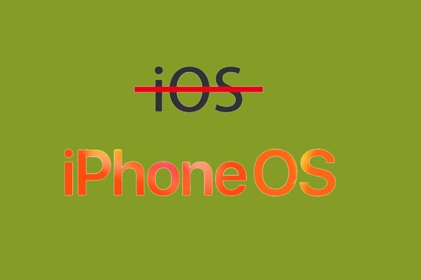 Cách đặt tên mới cho thấy sự tách biệt rõ ràng giữa những sản phẩm của Apple