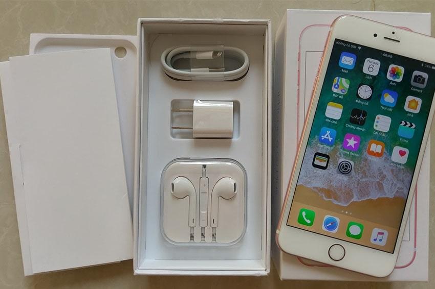 Nên giữ lại hộp (nếu có) để bán iPhone cũ có giá tốt hơn