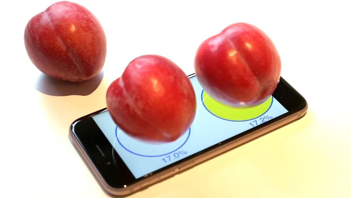 Hô biến iPhone thành cân điện tử trong tích tắc