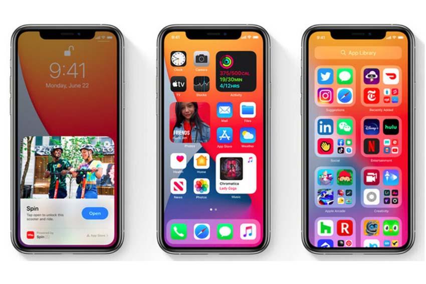 iOS 14 beta đã cập bến vào đầu tuần trước kéo theo nhiều tin đồn trên iPhone thế hệ mới