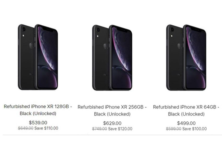 iPhone tân trang chính hãng là bước đi kế tiếp của Apple để đưa iPhone đến phân khúc dễ tiếp cận hơn