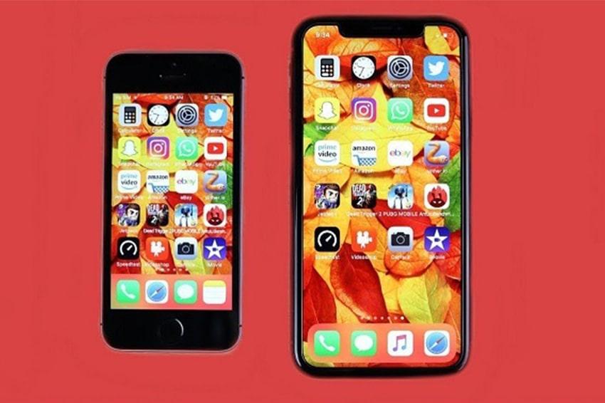 Tiến dần vào lãnh địa truyền thống của Samsung và các Android liệu Apple có làm được điều kì tích