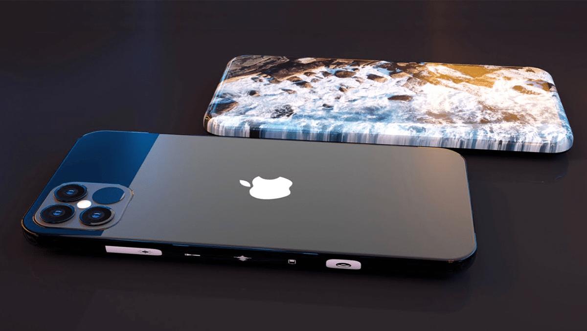 iPhone 13 dần lộ diện với bản concept thời thượng