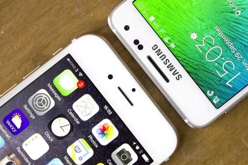 iPhone 6 và Galaxy Alpha mở màn cho xu hướng smartphone mỏng