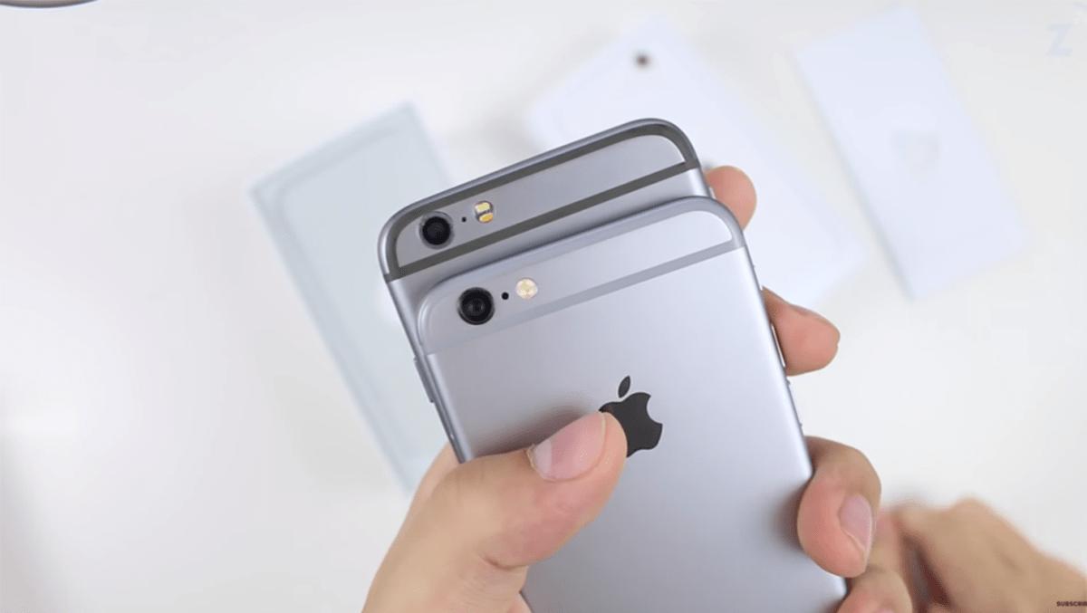 iPhone 6S trở lên khi update iOS 14 sẽ được nâng cấp camera