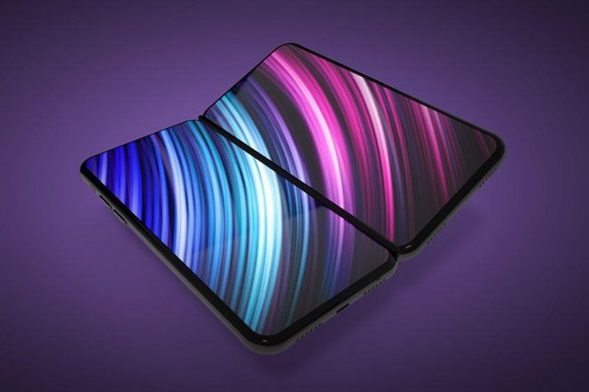 iPhone gập của Apple có thể sẽ tích hợp 2 màn hình vào một bản lề