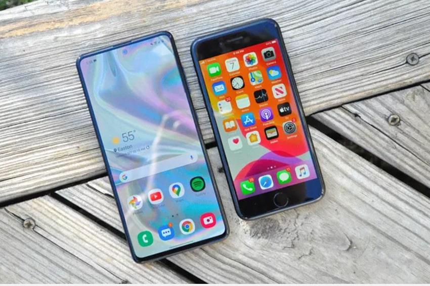 """Sự góp mặt của iPhone """"giá mềm"""" gây ảnh hưởng nặng nề đến chiếc smartphone bán chạy trong quý 1 vừa qua - Galaxy A51"""