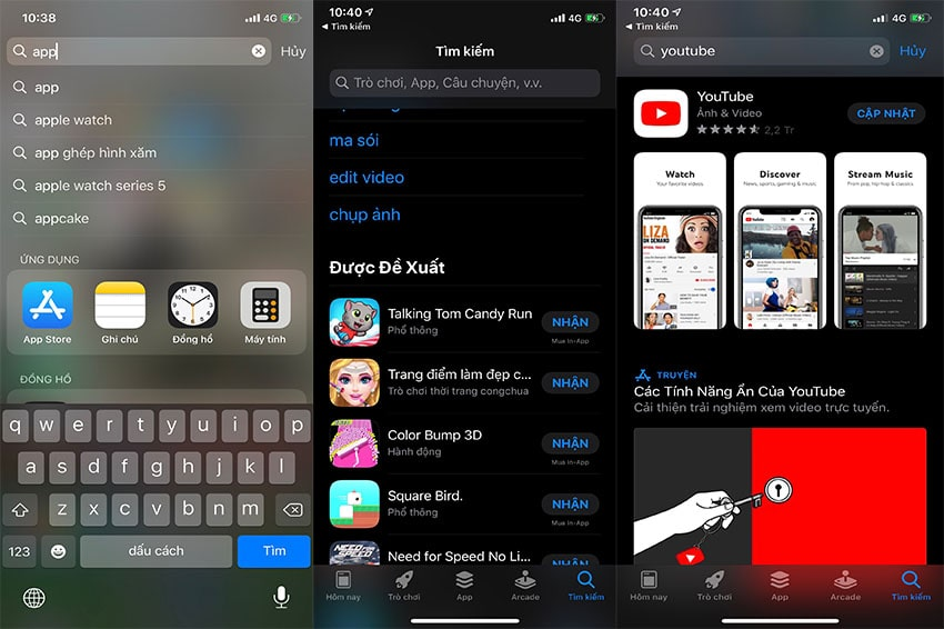 Lỗi iPhone không hiển thị thông báo tin nhắn bằng cách cập nhật ứng dụng mới
