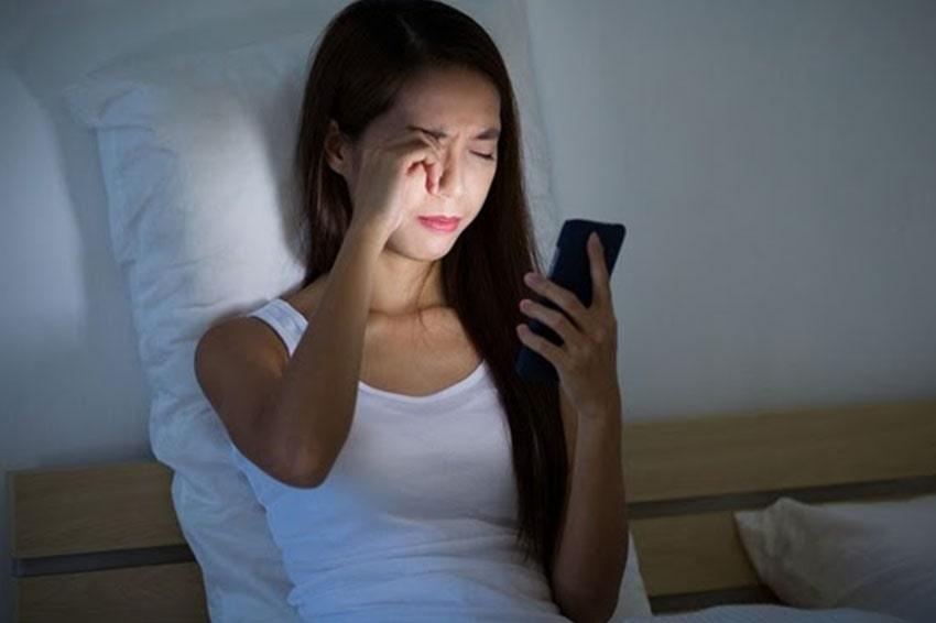 Lỗi màn hình xanh gây tức mắt và khó chịu cho người dùng