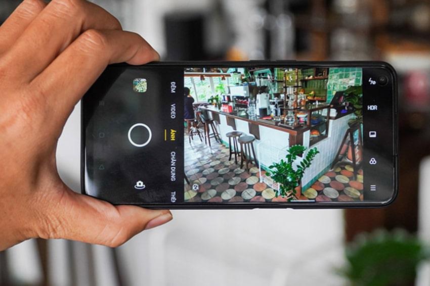 Camera sau của Oppo A92