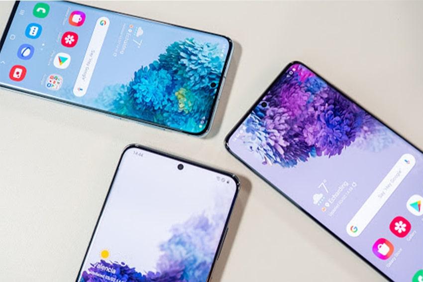 Siêu phẩm Galaxy S20+, S20 Ultra và S20 tiêu chuẩn