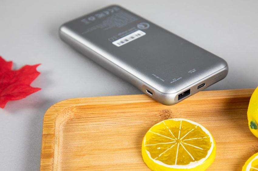 Thiết kế pin sạc dự phòng Energizer 10000mAh - QE10007PQGY