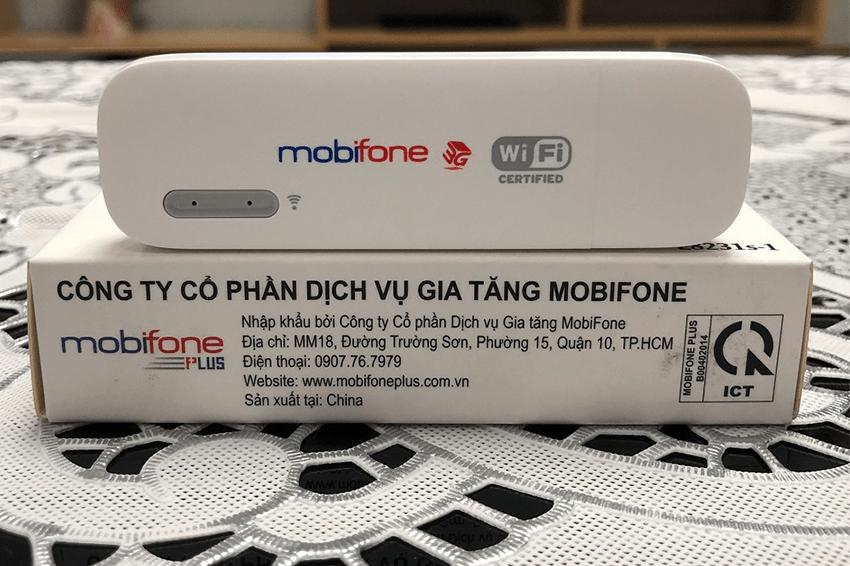 USB Mobifone 3G Wifi E8231