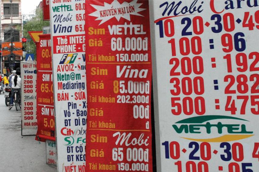 Nóng: Các nhà mạng lớn như Viettel, MobiFone, VinaPhone chấm dứt bán SIM hòa mạng ở các đại lý