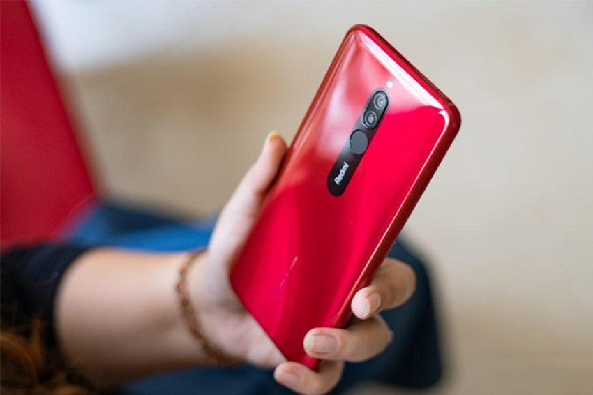 Xiaomi Redmi 8 (3GB|32GB) Chính Hãng - DGW
