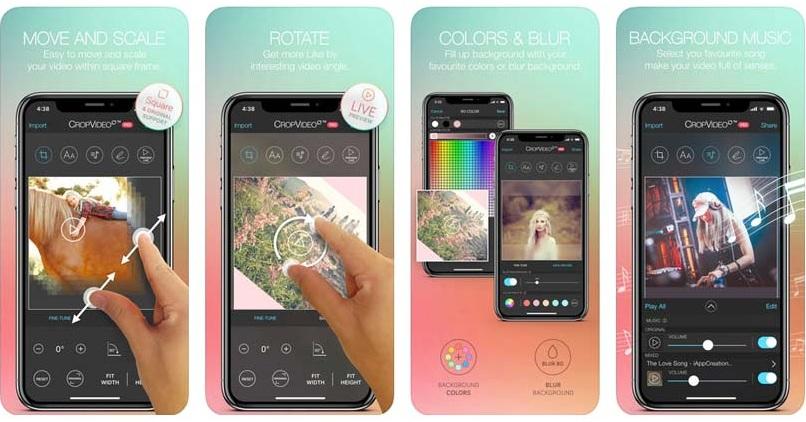 Hướng dẫn sử dụng iPhone 8 và 8 Plus cho người mới: Cắt sửa video trên iPhone 8 và 8 Plus