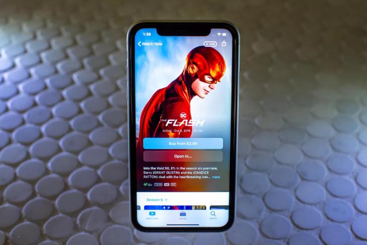 Phim trên Apple TV thuộc top ứng dụng hay cho iPhone 2020