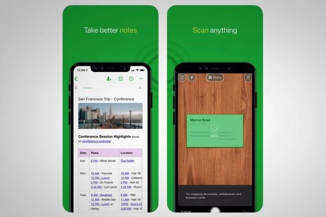 App phục vụ công việc trong top ứng dụng hay cho iPhone
