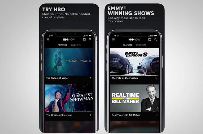 App xem film và TV trong top ứng dụng hay cho iPhone
