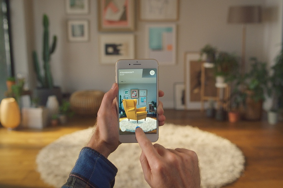 App Ikea trong top ứng dụng hay cho iPhone 2020