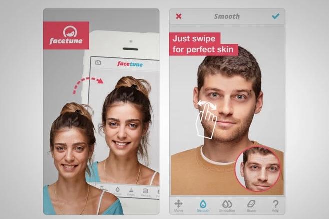 App chỉnh ảnh trong top ứng dụng hay cho iPhone