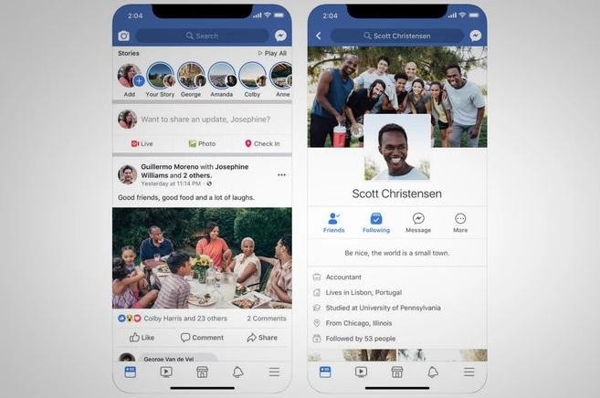 App về social media trong top ứng dụng hay cho iPhone 2020