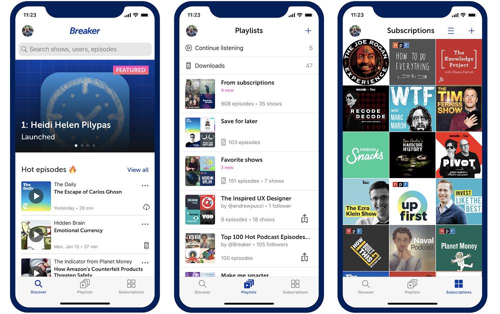App Breaker trong top ứng dụng hay cho iPhone 2020